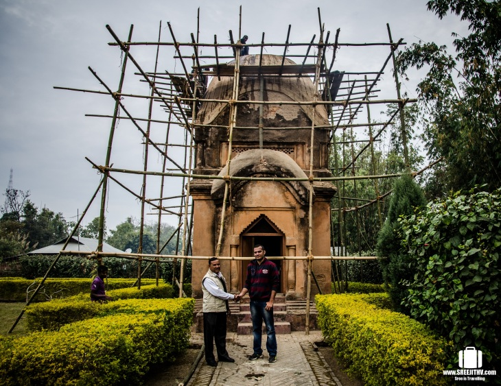 Bishnupur temple, Manipur