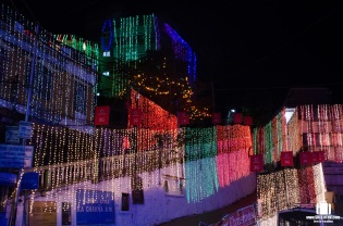 Christmas Lights Aizawl