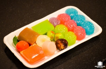 Thai sweets, Kolkata (1)