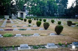 Imphal War Cemetery