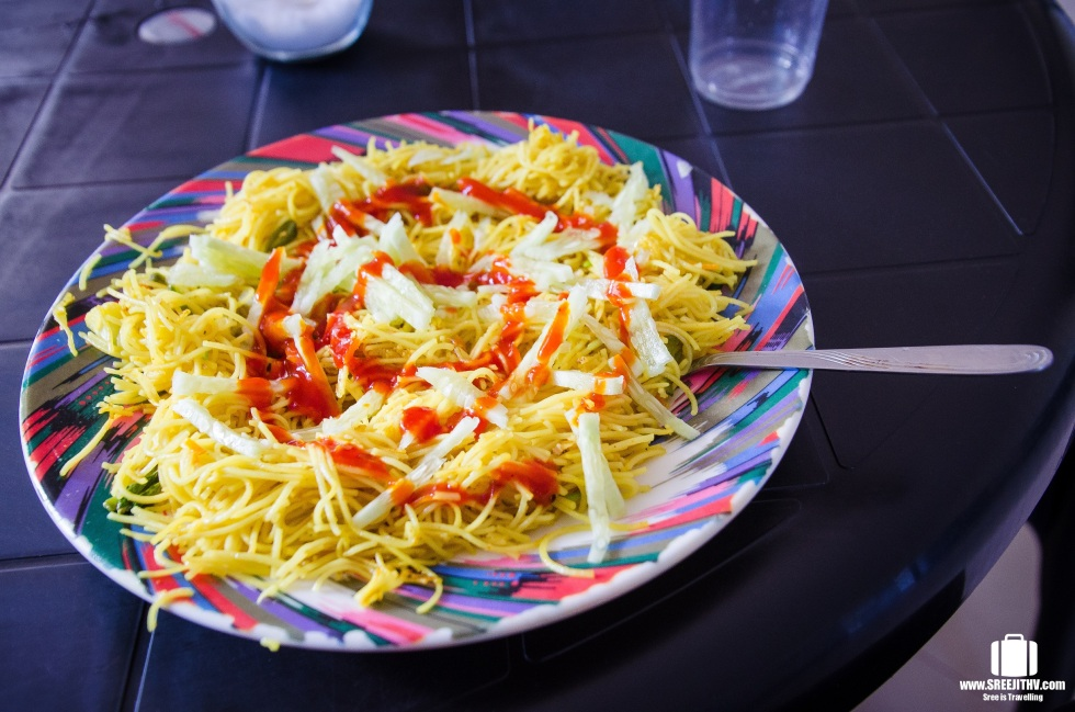 Chow mein, Tripura