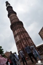 Me at Qutub Minar