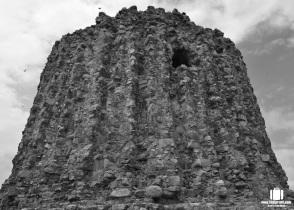 Half built Alai Minar