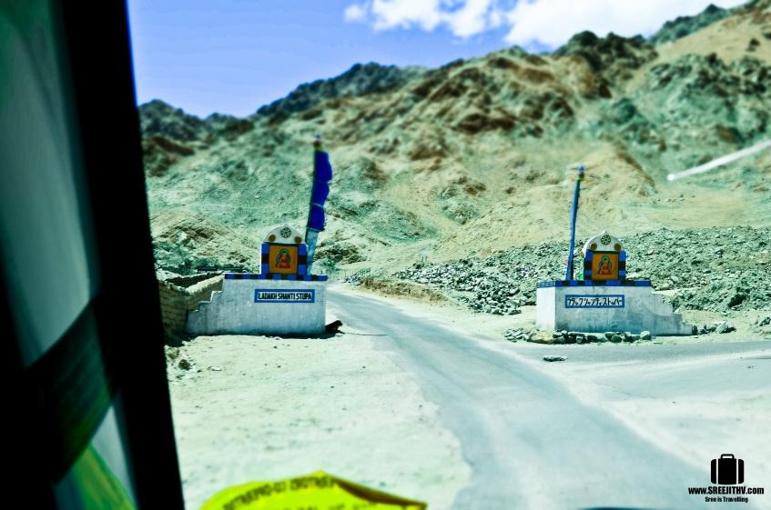 Shanti Stupa, Ladakh (1)