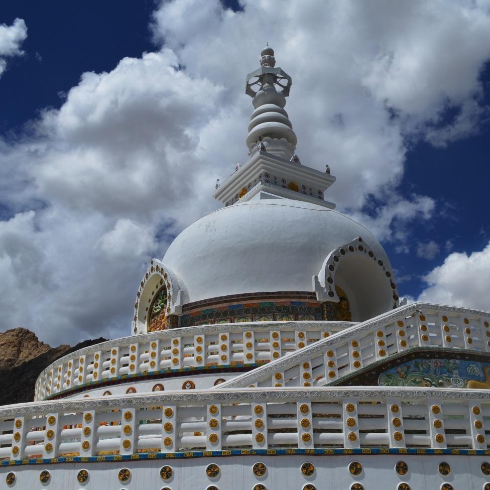 Shanti Stupa, Ladakh (11)