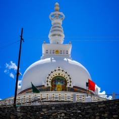 Shanti Stupa, Ladakh (2)