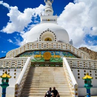 Shanti Stupa, Ladakh (8)
