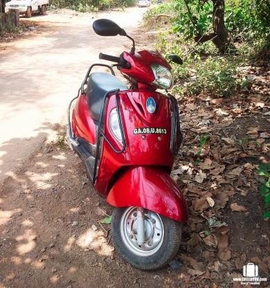 Floriana – 125cc Suzuki Access