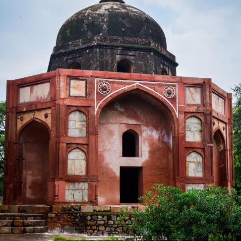 Afsarwala Tomb and Mosque (Officer's Tomb and Mosque)