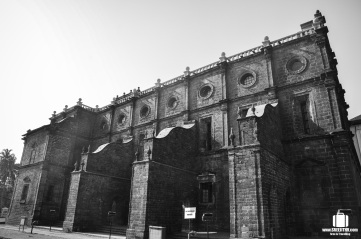 Basilica of Bom Jesus, Old Goa (16)