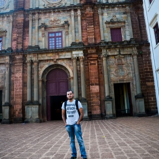 Basilica of Bom Jesus, Old Goa (17)