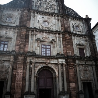 Basilica of Bom Jesus, Old Goa (2)
