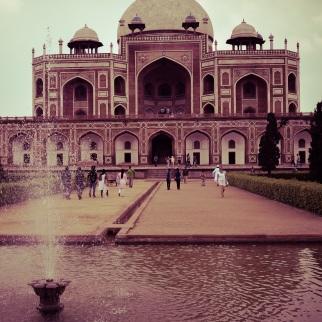 Humayun's Tomb, Delhi (1)