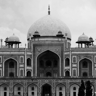Humayun's Tomb, Delhi (2)