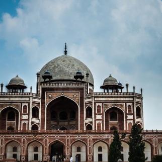 Humayun's Tomb, Delhi (3)