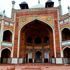 Humayun's Tomb, Delhi (6)
