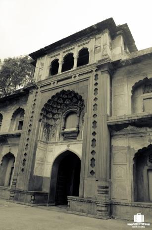 Safdarjang's tomb, Delhi (1)