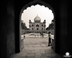 Safdarjang's tomb, Delhi (3)
