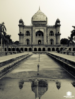 Safdarjang's tomb, Delhi (4)