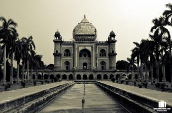 Safdarjang's tomb, Delhi (5)