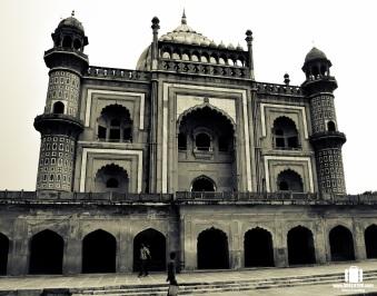 Safdarjang's tomb, Delhi (6)