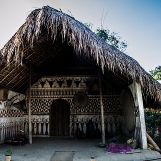Kabui traditional house