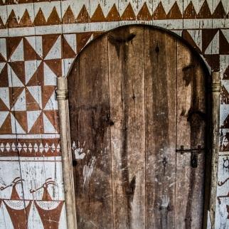 Kabui traditional house