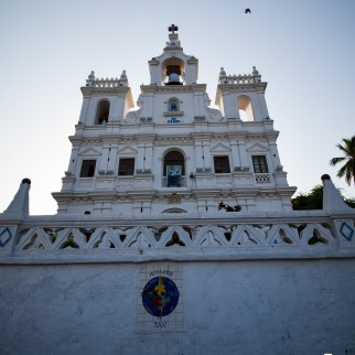 Church of Immaculate Conception, Goa (1)
