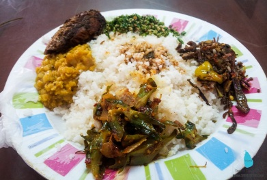 Colombo Lunch