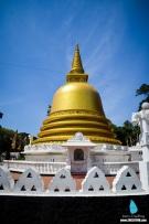 A Buddhist Pagoda