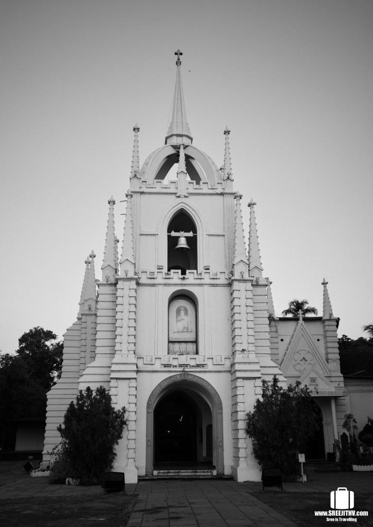 Mãe de Deus Church, Saligao, Goa (1)