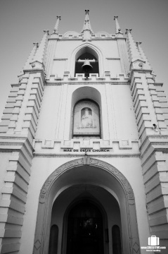 Mãe de Deus Church, Saligao, Goa (2)