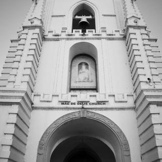 Mãe de Deus Church, Saligao, Goa (2)