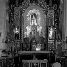 Mãe de Deus Church, Saligao, Goa (4)