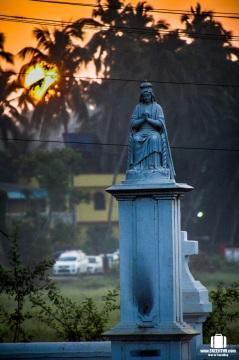 Mãe de Deus Church, Saligao, Goa (6)