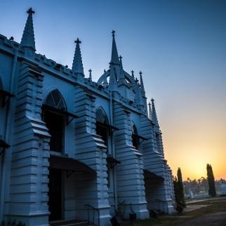 Mãe de Deus Church, Saligao, Goa (7)