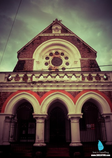 All Saints' Church, Galle Fort (1)