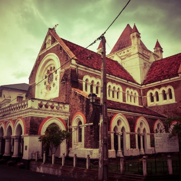 All Saints' Church, Galle Fort (2)