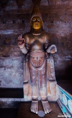 Dambulla Cave Temple, Srilanka (11)