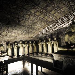 Dambulla Cave Temple, Srilanka (21)