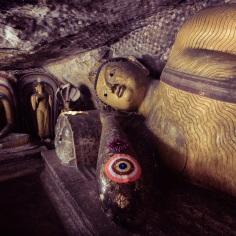 Reclining Buddha, 1. Devaraja Viharaya