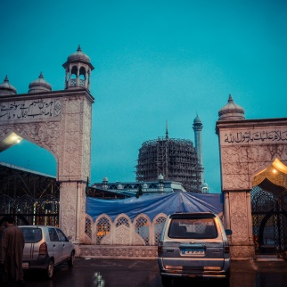 Hazratbal Shrine, Kashmir (1)