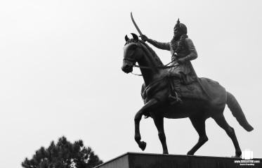 Maharaja Gulab Singh , founder of Jammu & Kashmir State