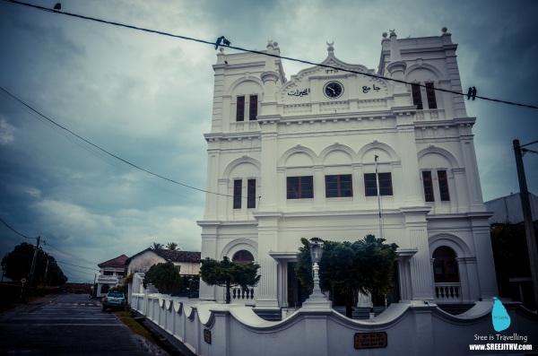 Meera Mosque, Galle