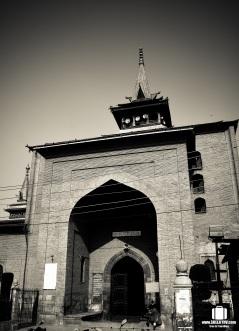 Jamia Masjid, Srinagar (1)