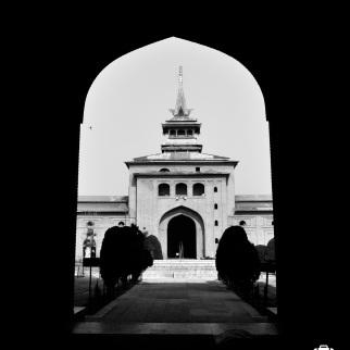 Jamia Masjid, Srinagar (4)