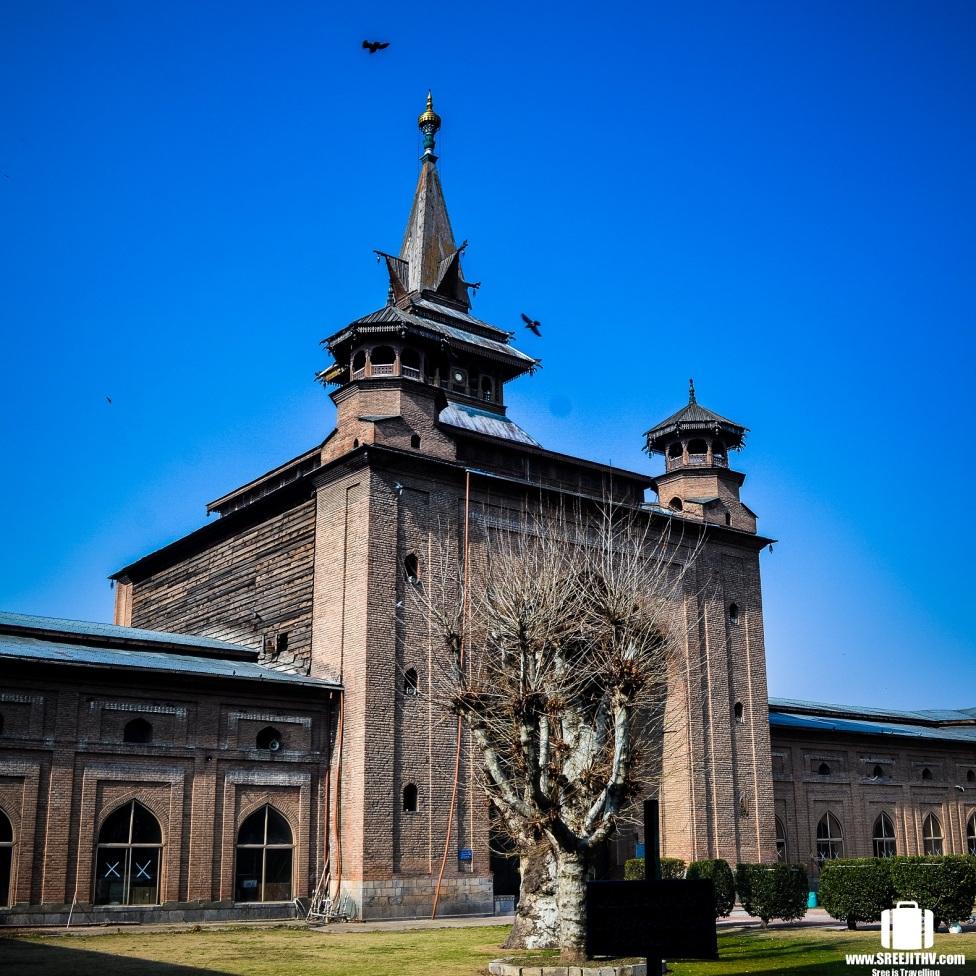 Jamia Masjid, Srinagar (6)