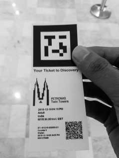 Petronas, KL - Sree is Travelling (2)
