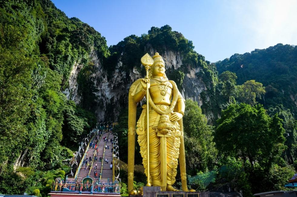 Batu caves - sree is travelling (6)