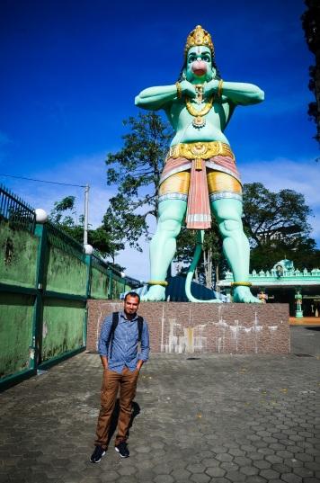 Simians at Batu caves - Sree is travelling (2)